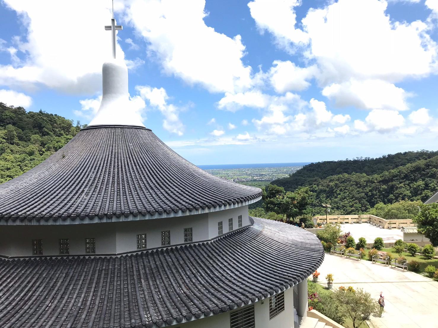 宜蘭聖母山