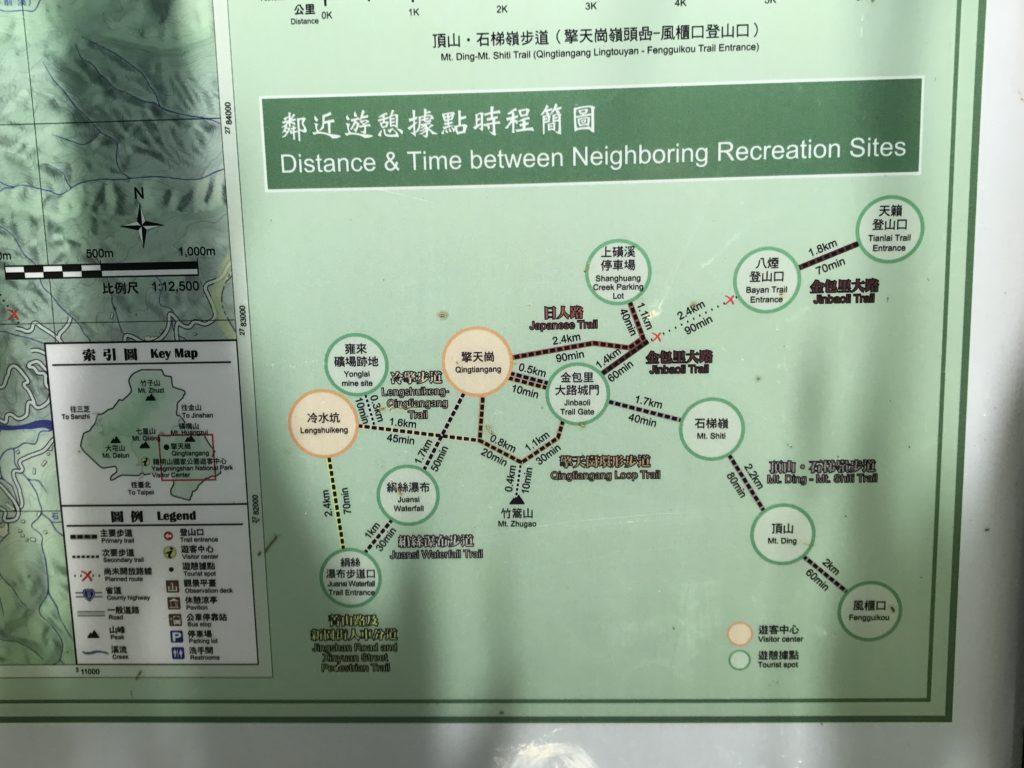 陽明山コース