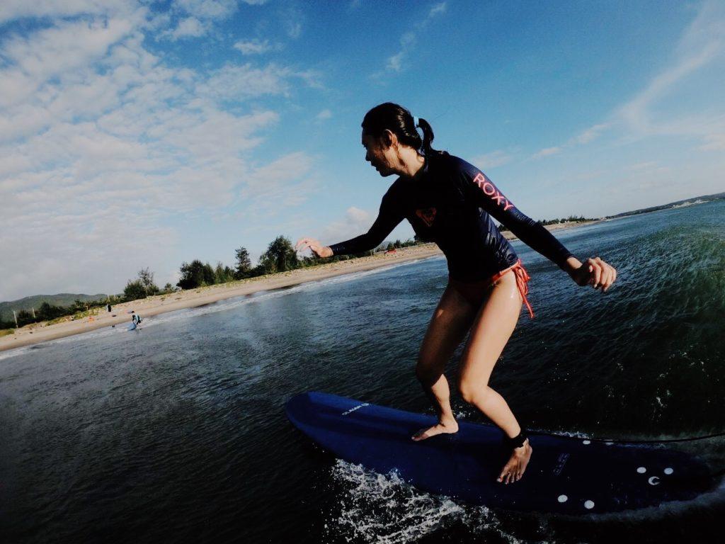 台湾サーフィン