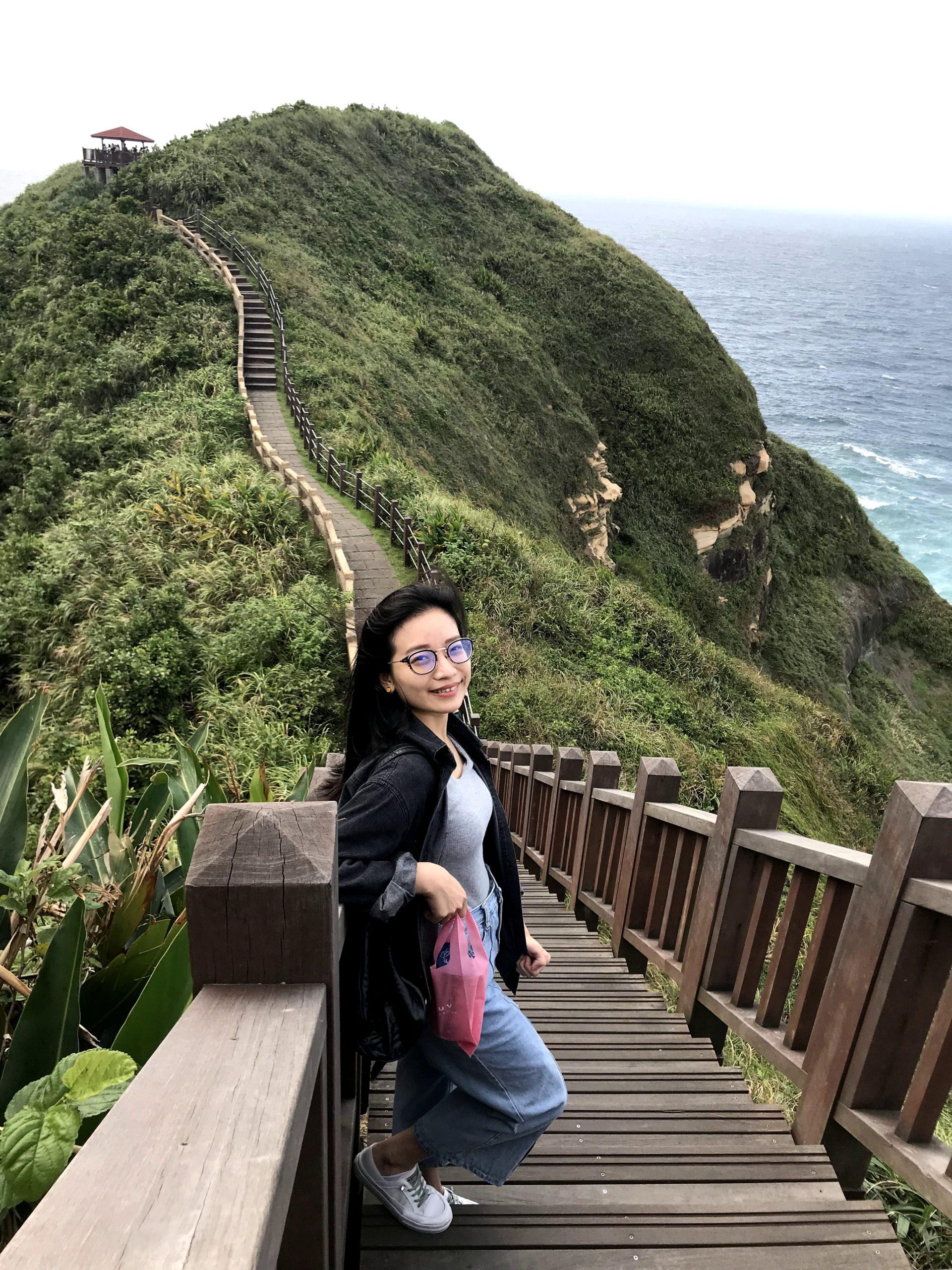 台湾登山絶景