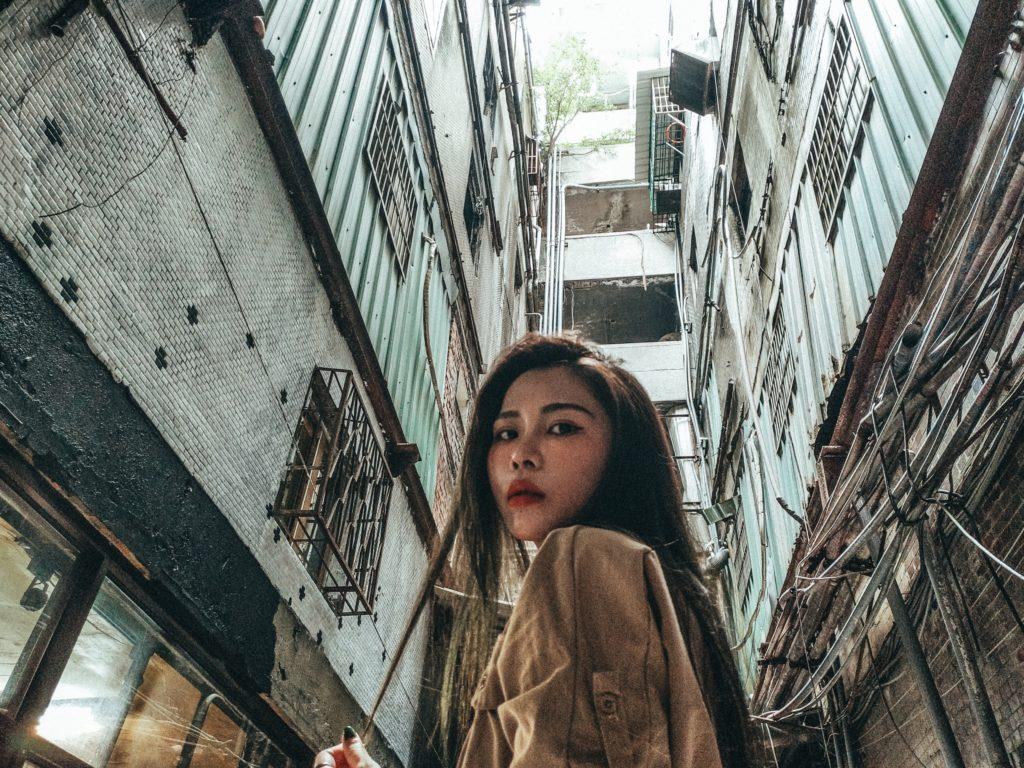 台湾 廃墟 台中
