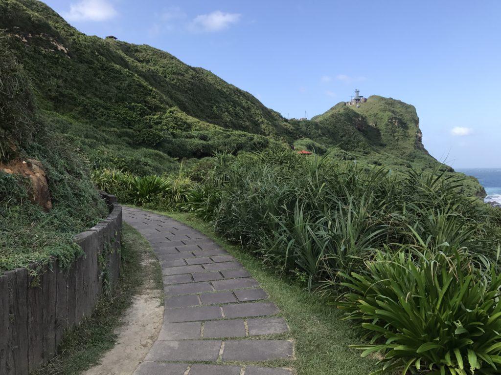 台湾ハイキング