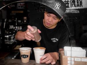 士林夜市おすすめカフェ