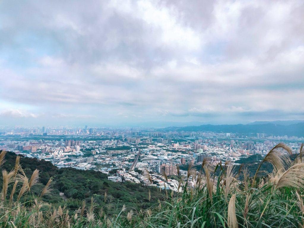 台湾ハイキング三角埔