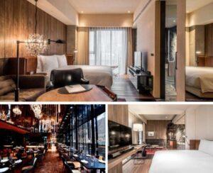 台北デザイナーズホテル