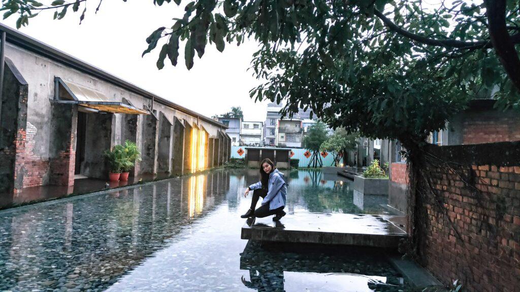 台湾宜蘭観光地