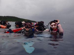 台湾ダイビング