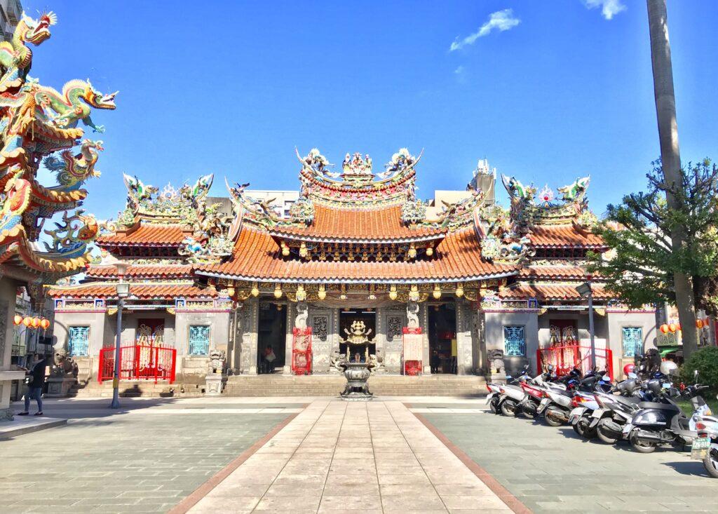 桃園景福宮