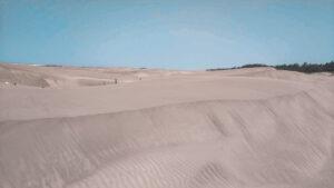 台南の砂丘