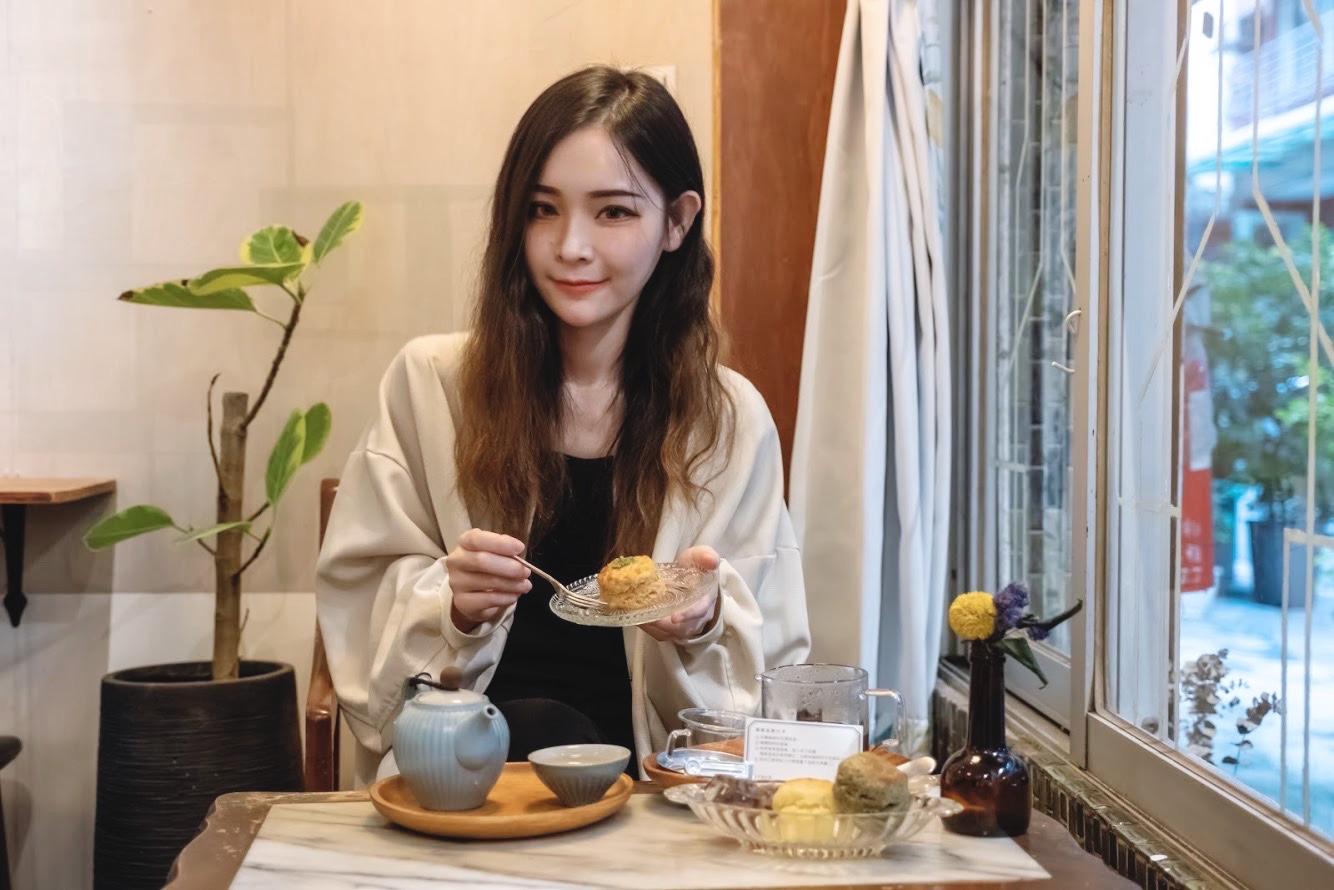 台湾スコーンカフェ