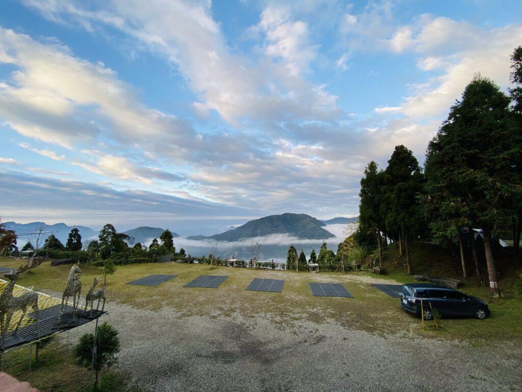 台湾オートキャンプ