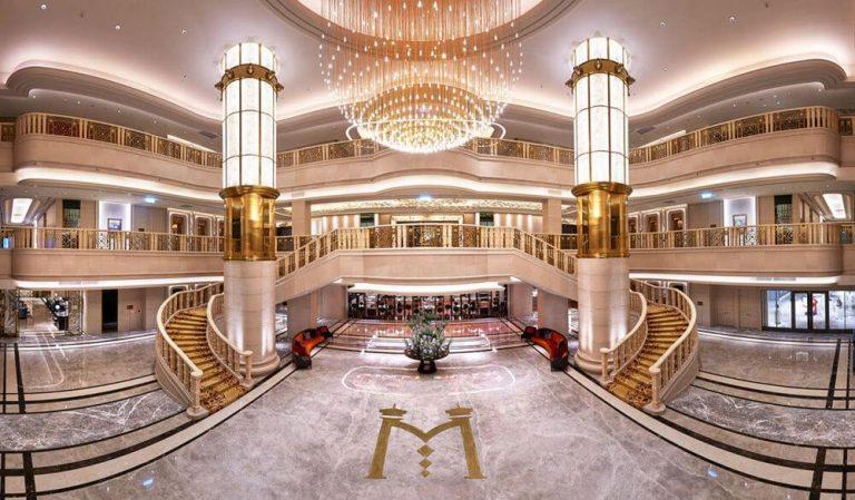 グランドメイフルホテル台北