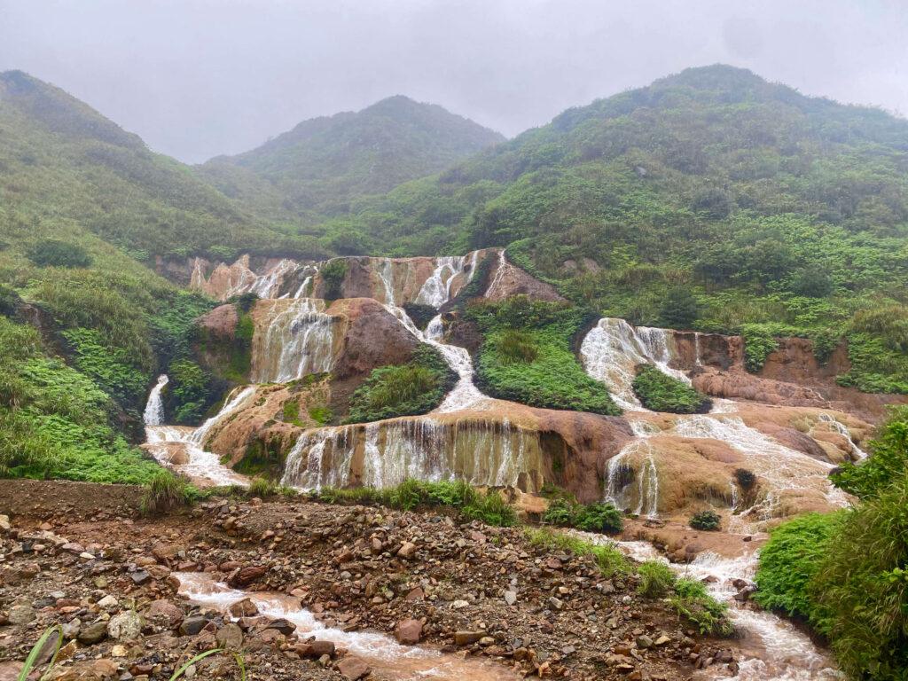 台北黄金瀑布