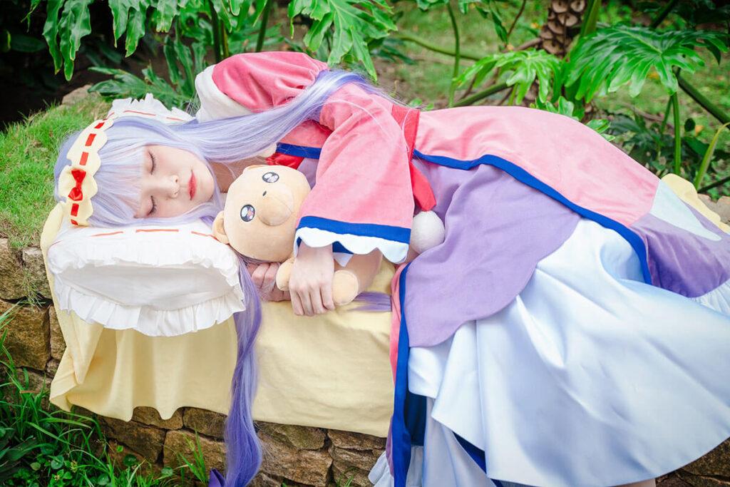 台湾コスプレ魔王城でおやすみスヤリス姫