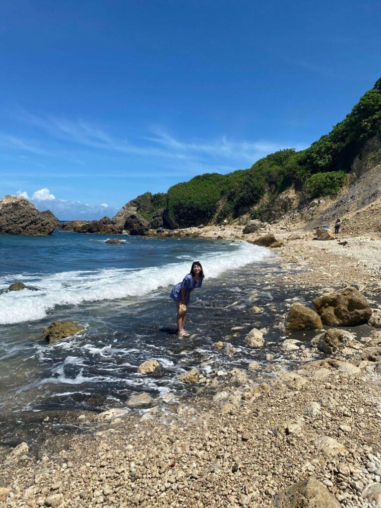 高雄西子湾秘密のビーチ
