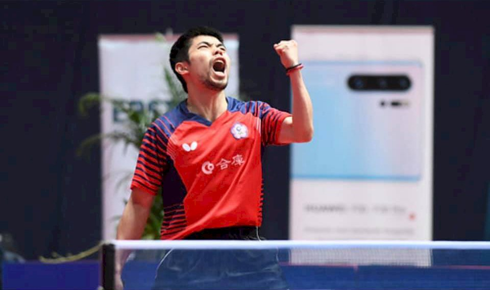 東京オリンピック台湾代表莊智淵