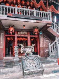 台湾老街新北坪林老街