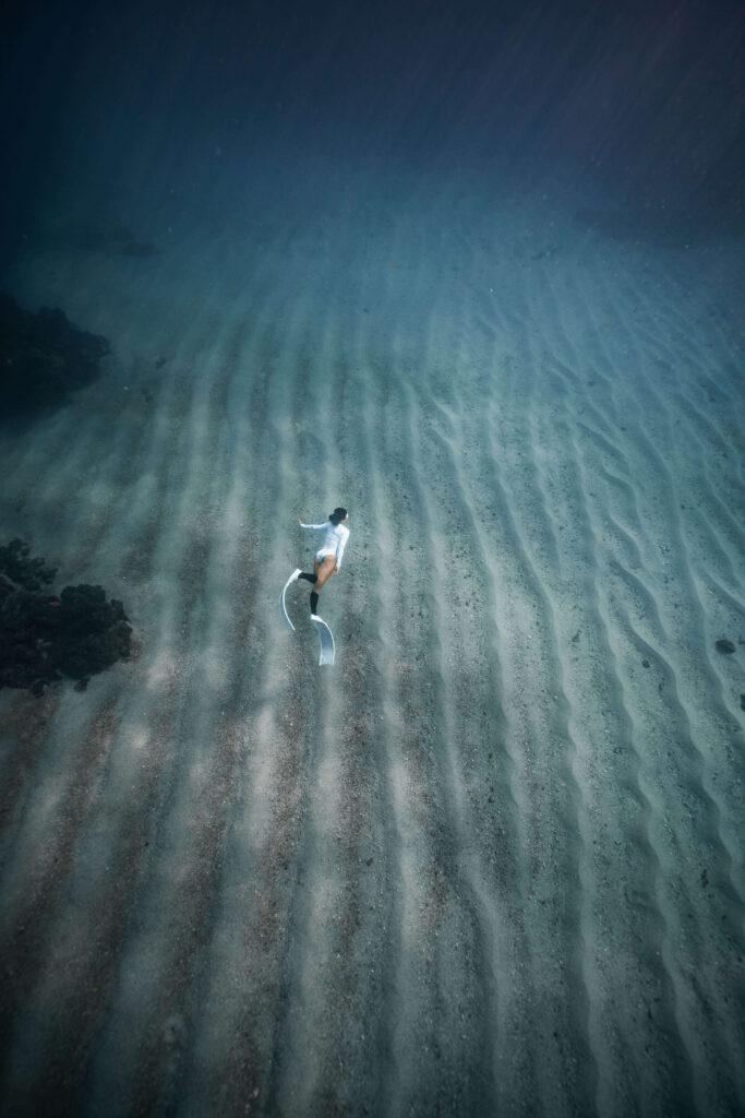 台湾小琉球フリーダイビング