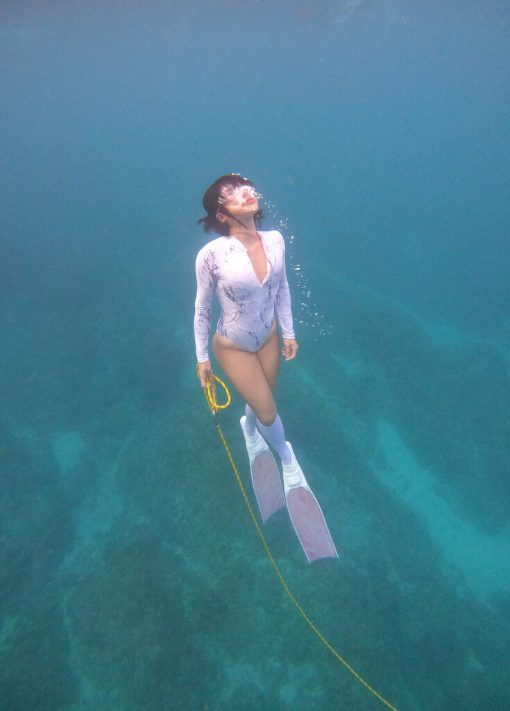 台湾フリーダイビング