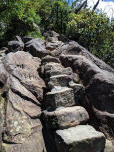 台北岩場登山金面山